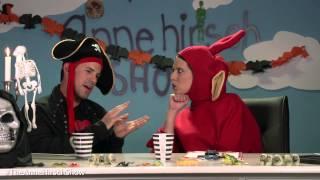 Colin Moss (Halloween Edition) - The Anne Hirsch Show : S01 E12