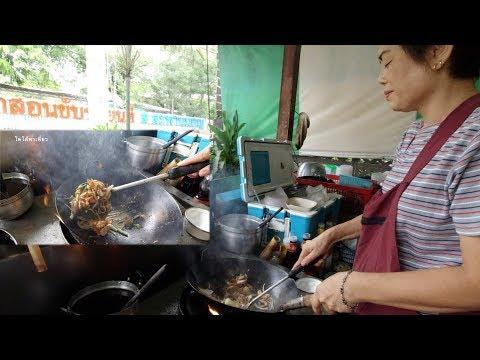 เคล็ดลับทำอาหารตามสั่งให้เร็ว อร่อย ครัวป้านิ่ง ทำต้มยำให้โดโด้กินกับข้าวผัด TOM YAM