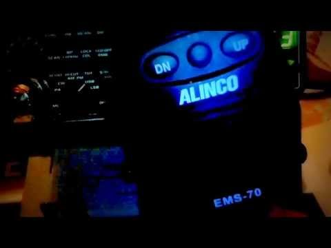 ALINCO DR-135UK  NEWS CB RADIO IS RADIO SAC IS 18 SG 028 PANOS