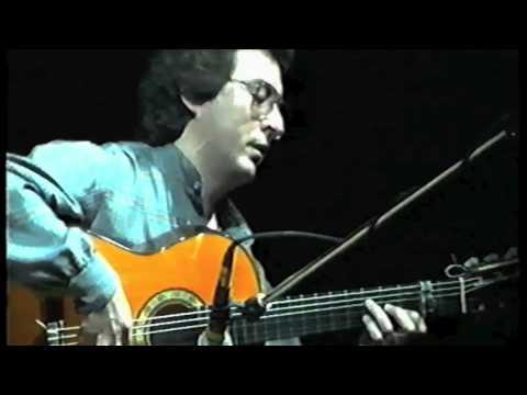 flamenco, guitarra Enrique de Melchor, soleá, Paris 1988