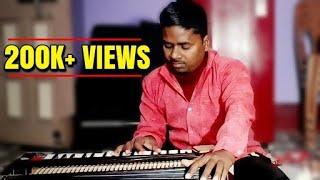 इसे सुनना तो बनता है | Great Ghazal Singing & Harmonium Playing LIVE | Pushkar Sir | Swar Ashram |