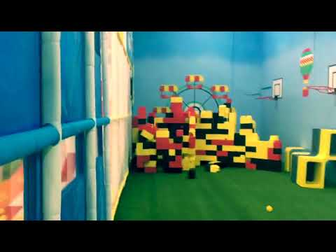 Indoor Playground Equipment Project In Australia