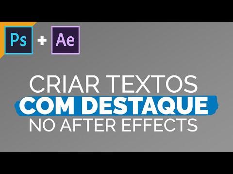 como-criar-textos-com-destaque-no-after-effects