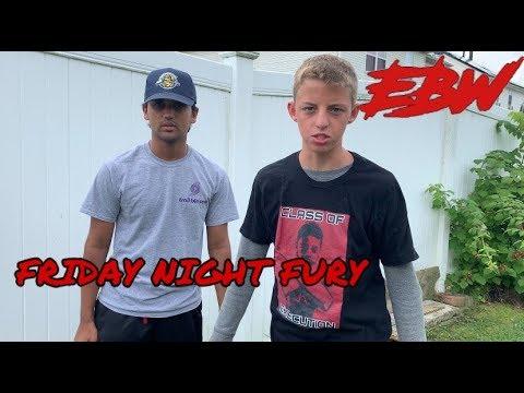 [Friday Night Fury 7-12-19] Van Demon vs Reaper// American Grit Back Together- EBW