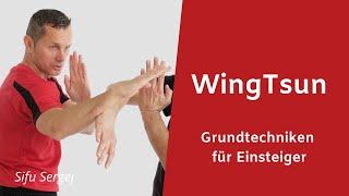 Wing Tsun in 5 Minuten - 5 Grundtechniken für Einsteiger In Stuttgart
