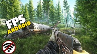 TOP 10 BEST FPS/TPS GAMES FOR ANDROID OFFLINE/ONLINE 2019!!!