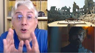 Directo: Spoilers sobre el final de Juego de Tronos y el destino de Tyrion