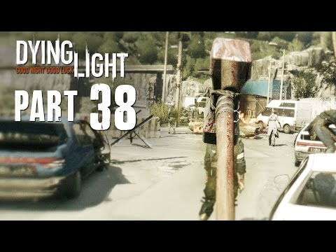 Cease And Desist Dying Light Spray Paint Roof