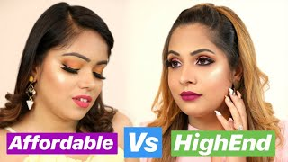 Affordable vs High End - Complete Indian Bridal Makeup Kit For Beginners | #Anaysa #ShrutiArjunAnand