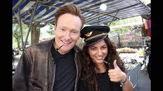 Conan O'brien on Drugs with Sona - Audio