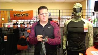 WSI Sports HEATR® TECHNOLOGY  Cold Weather Base Layer Clothing And Gear