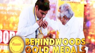 """Behindwoods Gold Medals - AR RAHMAN - """"Whenever I look at MS Viswanathan, I see music."""" - BW"""