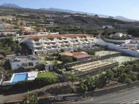 Tennis club with restaurant and swimming pool for Sale in Tenerife