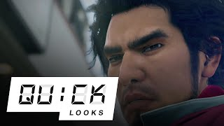 Yakuza: Like a Dragon: Quick Look (Video Game Video Review)