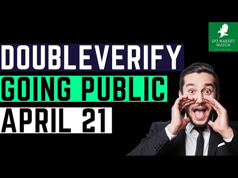 New IPO DoubleVerify $DV Is Goin Public On April 21, Valuation and Review, Is This Stock A Buy