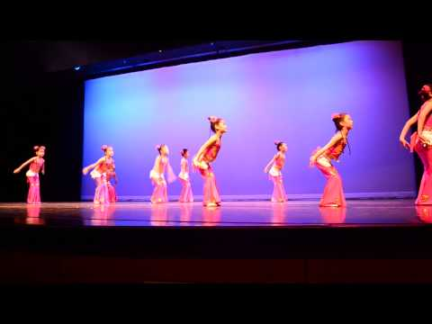 Dance: Chun Xiao, by Marina Chen and others