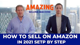 How To sell on amazon FBA With Amazing Selling Machine