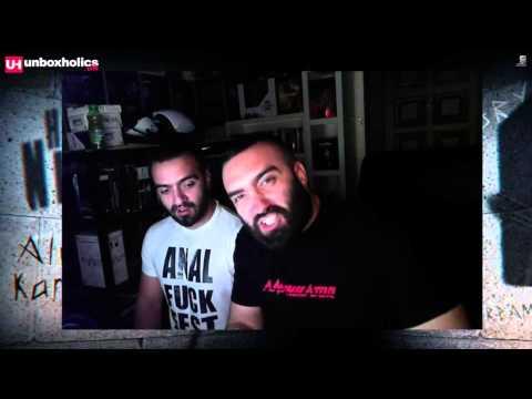 Alekos vs Sakis:Τα ποιηματα Unbocholics horror night 6 /livestream