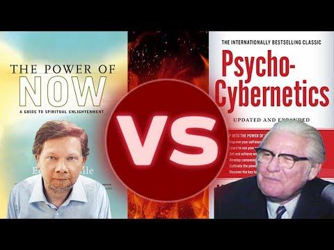 Eckhart Tolle Vs Psycho-Cybernetics (Maxwell Maltz)