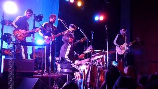 "EELS ""BOMBS AWAY"" Live World Cafe Philadelphia 3/2/13 HD"