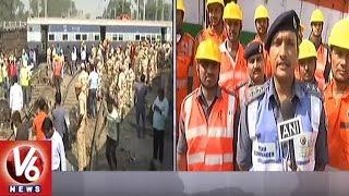 7 Killed In New Farakka Express Derailment | CM Yogi Adityanath Announces Rs 2 Lakh Ex-gratia | V6