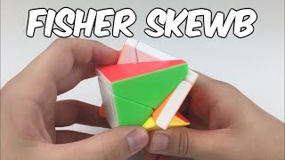 MoYu Fisher Skewb Unboxing (Designed by Nathan Wilson)