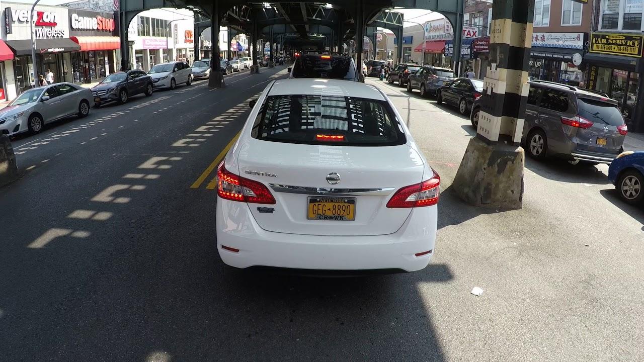 Bensonhurst Car Service >> Cycling Nyc Brooklyn Chinatown 2 Under The D Train Bensonhurst On 86th Street