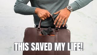 8 Things I Carry That Saved My Life!