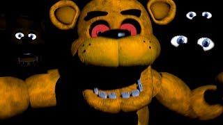 ПЕТА НОЩ ТРУДНА НОЩ 😰 - Five Nights at Freddy's