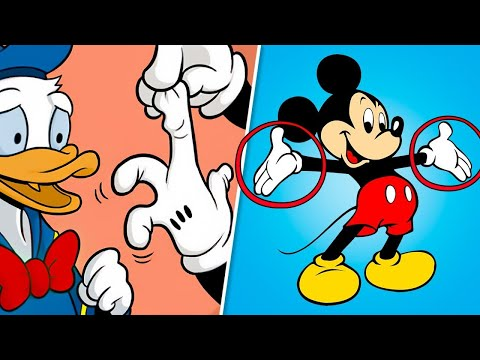 Why Gloves? 10 Disney Secrets You Didn't Know About