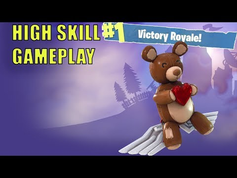 Fortnite | HIGH Skill Gameplay! Learn to be the best FROM the best.