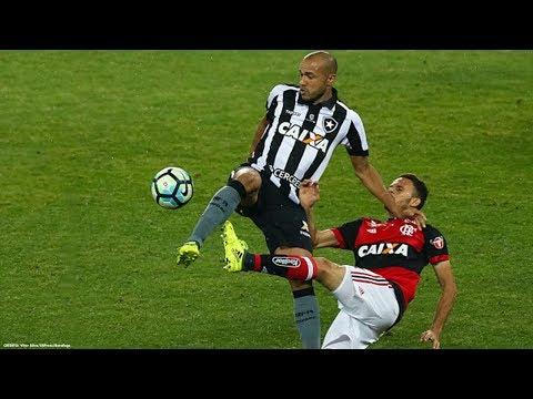 Melhores Momentos - Botafogo 0 x 0 Flamengo - Copa do Brasil (16/08/2017)