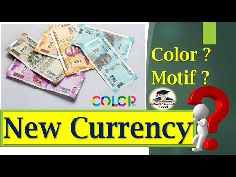 Color and Motif of New Currency Notes - Current Affairs 2018 2019 - By VeeR Mp3