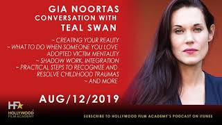 Interview with Teal Swan.  Interviews with celebrities. INTERVIEW #4