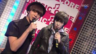 Opening, 오프닝, Music Core 20080223