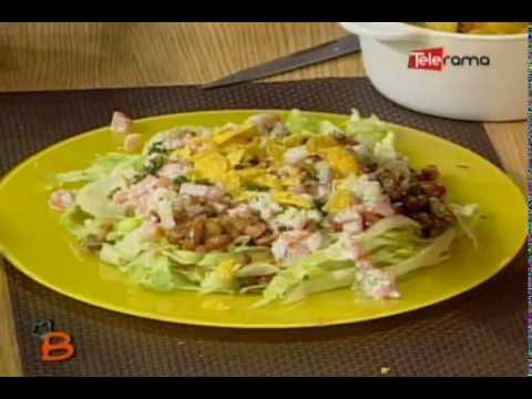 Ensalada de tacos