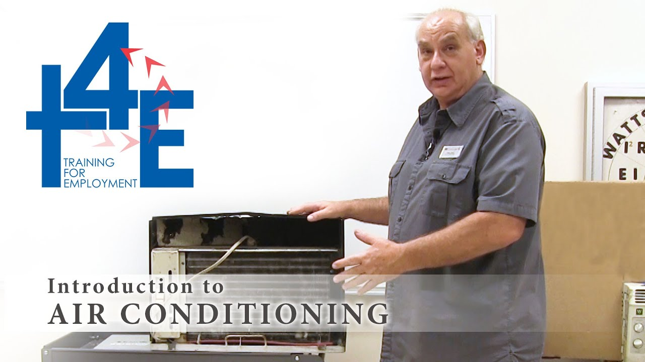 introduction to air conditioning For successful completion of the fundamentals of hvac systems learning 14 introduction to air-conditioning processes 15 objective: what is your system to achieve.