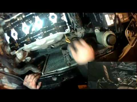 Chevy aveo valve cover gasket replacement