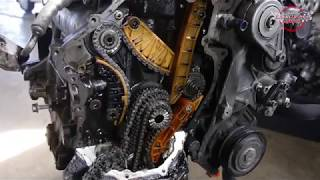 Audi Q5 motor Ta'mirlash