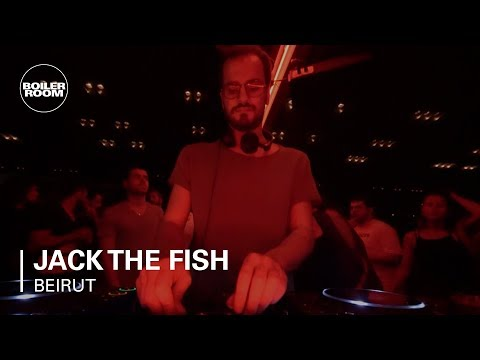 Jack The Fish House & Techno Set | Boiler Room Beirut