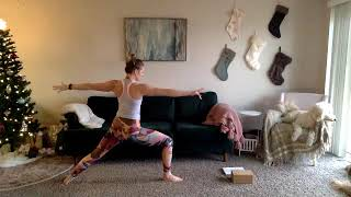EXOS 30-min Flow Yoga with Kelsie