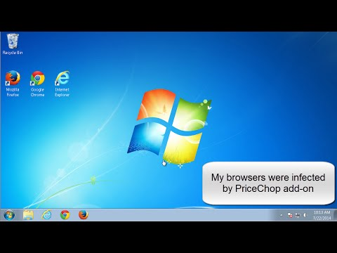 How to remove (uninstall) PriceChop from IE, Firefox and Chrome