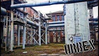 Opuszczona Elektrownia - Urbex #17