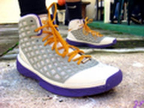 973cc3008ca4 Quick Look  Zoom Kobe III (3) China Edition - YouTube