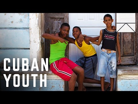 A Day In The Life Of Cuba's Youth