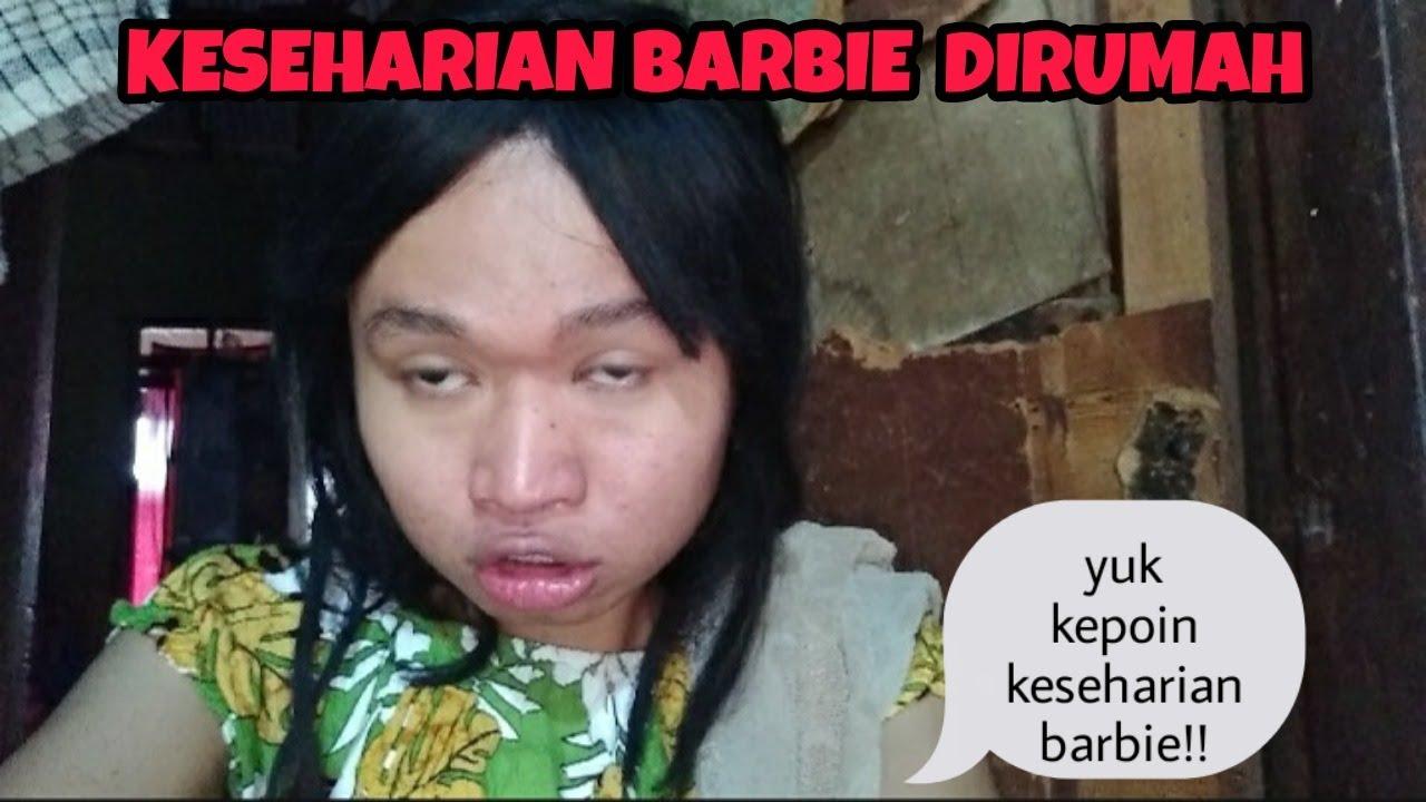 KESEHARIAN POPO BARBIE DIRUMAH NGAPAIN AJA SIH?! YUK KEPOIN!!