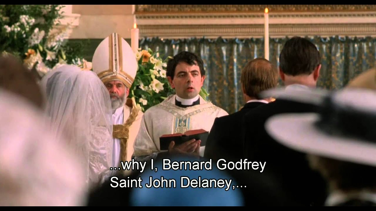 Four Weddings And A Funeral 2nd Wedding Service Subtitled