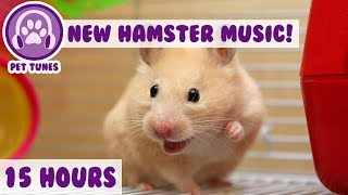 NEW Relax My Hamster! Longest Playlist Yet! How to Calm My Hamster? Soothing Music For Hamsters!