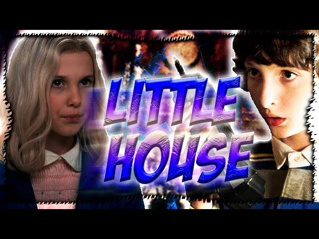 ► Eleven & Mike ϟ Stranger Things | 🦋 Little House 🦋