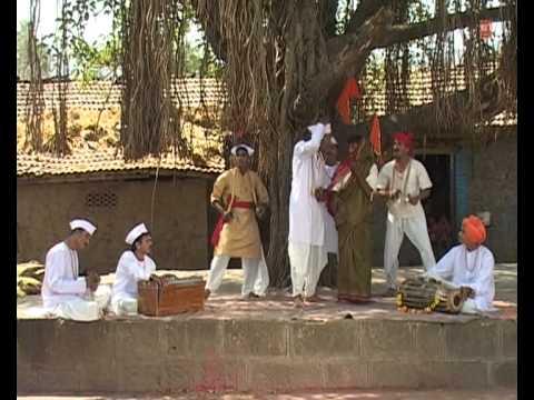 SATWAR PAV GA MALA MARATHI BHAKTI GEETE ANAND SHINDE [FULL VIDEO SONG] I EKNATHACHE BHAROOD